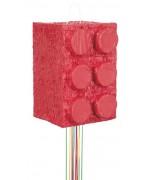 Pinata Lego 3D à suspendre, la brique manquante à votre décoration