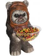 Pot à bonbons Ewok Wicket un objet de décoration qui va faire le bonheur des fans de la saga Star Wars
