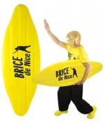 Planche de surf gonflable Brice de Nice (115 x 46 cm), le surf du roi de la glisse