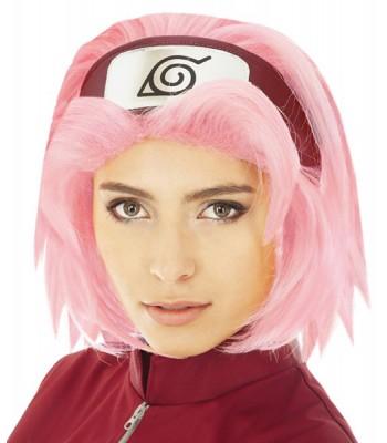 Perruque Sakura Haruno Naruto