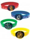 4 bracelets Harry Potter