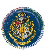 Ballon Hélium Harry Potter 45 cm aux couleurs des quatre maison de Poudlard