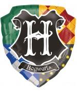 Ballon hélium Harry Potter d'environ 63 cm de haut idéal pour réaliser votre décoration sur le thème Harry Potter