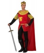 Déguisement de roi médiéval pour adulte
