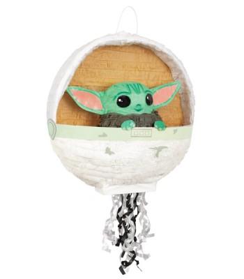 Pinata bébé Yoda Star Wars The Mandalorian