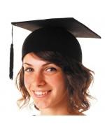 Chapeau de diplômé idéal pour fêter une remise de diplôme