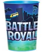 Gobelet Battle Royale 473 ml idéal pour réaliser votre décoration d'anniversaire Fortnite
