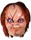 Masque intégral Chucky en latex