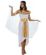 déguisement égyptienne pour femme, la reine du Nil