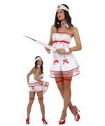 déguisement d'infirmière avec mini short