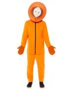 Déguisement Kenny South Park pour homme avec combinaison et masque