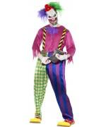Déguisement de clown tueur halloween
