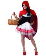 Déguisement de chaperon rouge pour femme - la magie du déguisement