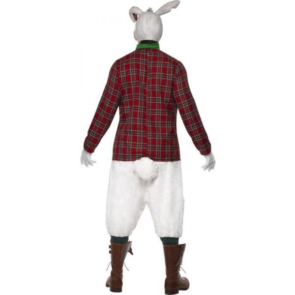 d guisement lapin blanc enrag adulte la magie du d guisement costume alice au pays des. Black Bedroom Furniture Sets. Home Design Ideas