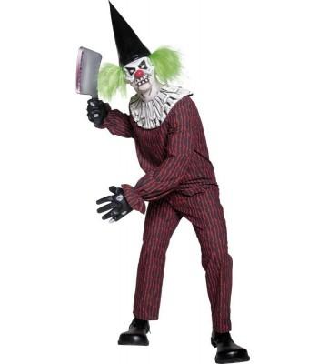 Déguisement clown tueur halloween