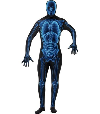 Déguisement seconde peau rayons X
