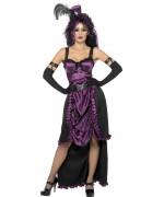 déguisement sorcière gothique