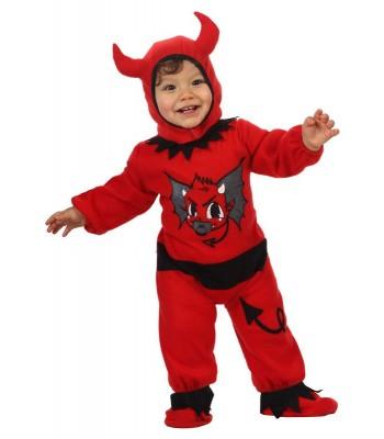 Déguisement démon diabolique bébé