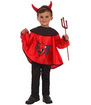 déguisement diable 3-4 ans