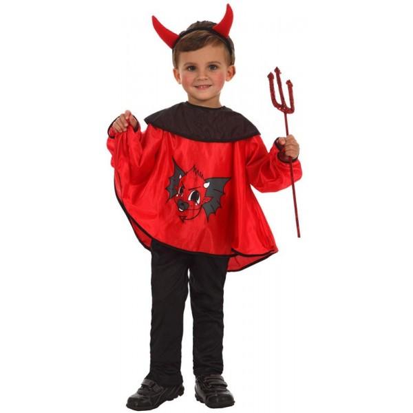 d guisement diable 3 4 ans la magie du d guisement achat vente de deguisements enfants. Black Bedroom Furniture Sets. Home Design Ideas