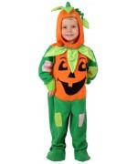 déguisement bébé citrouille halloween