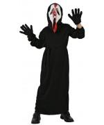 déguisement fantome ensanglanté enfant
