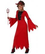 déguisement diablesse infernale enfant - Halloween