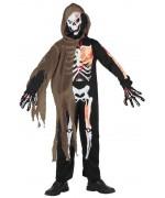 deguisement squelette - halloween garçon