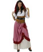 Déguisement d'aubergiste médiévale - costume medieval