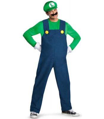 Déguisement Luigi homme
