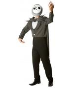 deguisement Jack, personnage du film l'étrange noël de Mr Jack - Tim Burton