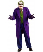 Deguisement Joker luxe, personnage de film - Batman The dark knight luxe