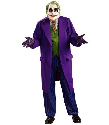 Déguisement Joker The dark knight luxe