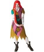 deguisement Sally - L'étrange noël de Monsieur Jack