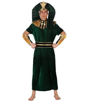 Déguisement pharaon vert