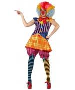Deguisement de clown pour femme