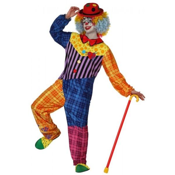 d guisement de clown pour adulte la magie du d guisement achat costumes carnaval nouvel an. Black Bedroom Furniture Sets. Home Design Ideas