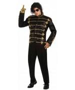 Déguisement Michael Jackson™ militaire luxe - la magie du déguisement