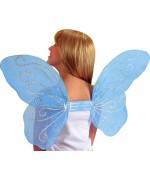 Paire d'ailes de papillon 50 cm - accessoire deguisement - DA123A