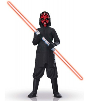 Déguisement Darth Maul Star Wars enfant