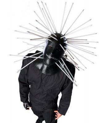 Masque Slipknot n°5 luxe