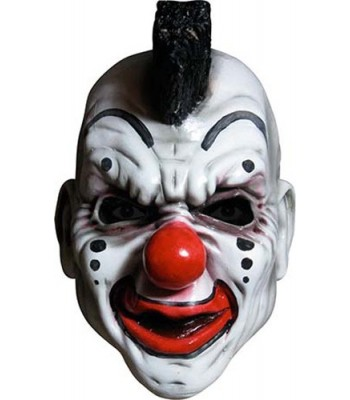 Masque clown Slipknot n°6 luxe
