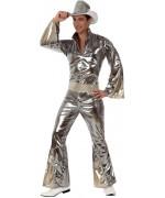 deguisement disco homme argent - WA174S - déguisements adultes
