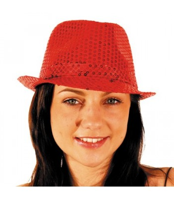 Borsalino disco rouge