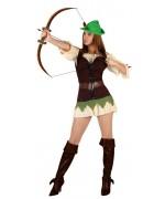 deguisement de femme des bois adulte - déguisement personnage - WA236S