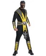 deguisement Mortal Kombat, incarnez le célèbre ninja Scorpion - costume Mortal Kombat