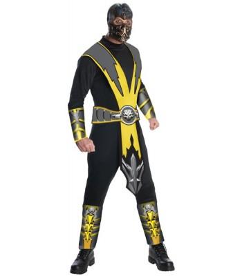 Déguisement Scorpion Mortal Kombat adulte