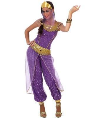 Deguisement danseuse orientale adulte