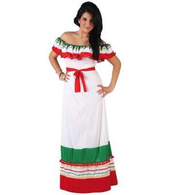Déguisement mexicaine adulte