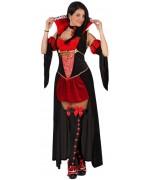 Déguisement reine de coeur pour femme - la magie du déguisement